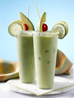 Vegan Guaca Mary for Cinco de Mayo and everyday. Yes Please!