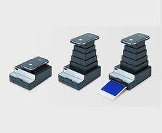 Instant Polaroid Laboratory, Incognito