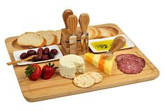 One Kings Lane - That Special Something - Sherborne Bread & Cheese Serving Set