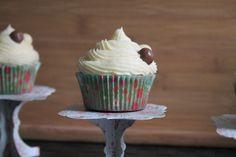 DULCE TENTACION: Cupcakes de chocolate blanco deliciosos
