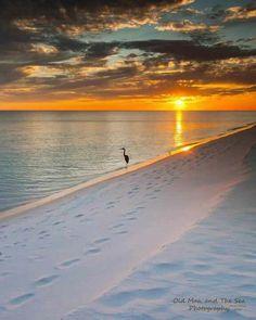Key West beach, Florida
