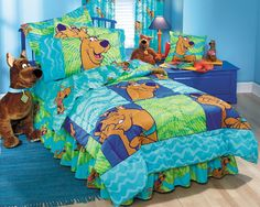 Scooby Doo Bedding | Room, Bedrooms and Stuffing