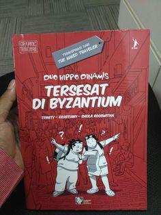 "The Naked traveler  dengan ekstra judul ""Tersesat di Byzantium"" adalah buku panduan self guide tentang pengalaman penulis Trinity berkeliling dunia dengan backpaker. Banyak uraian menarik mengenai lokasi dan tempat yang telah dikunjungi Pada buku ini membahas mengenai turki dan sekitarnya"