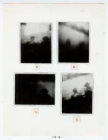 [Figure edition copy)] :: Jule Eisenbud collection on Ted Serios and thoughtographic photography Spirit Photography, University Of Maryland, Instant Camera, Image Shows, Occult, View Image, Ted, Past, Thoughts