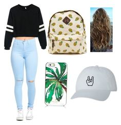 """""""Chill"""" by andreax0x on Polyvore featuring Kate Spade"""
