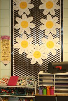 Daisies, Dots and Bees