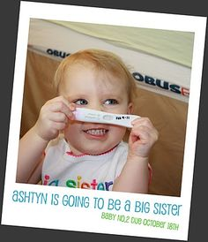 Let the kids announce it! 2nd Child Announcement, Future Baby, Children, Kids, New Baby Products, Photo Ideas, Cool Photos, Lol, Babies