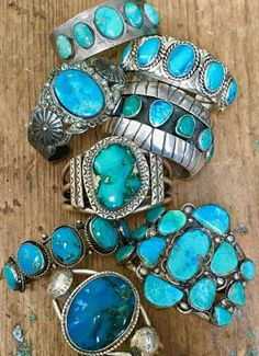 Classic Boho Jewelry For Sale selected for you Western Jewelry, Boho Jewelry, Jewelery, Vintage Jewelry, Fine Jewelry, Ethnic Jewelry, Indian Jewelry, Turquoise Rings, Turquoise Jewelry