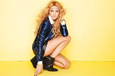 Paulina Rubio's JustFab Collection