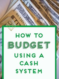 If you have trouble spending with credit cards, here's how to budget using a cash envelop system.