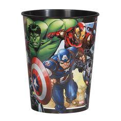 16oz Avengers Plastic Cup, Cups - Amazon Canada