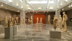 The Archaeological Museum of Heraklion in Crete was awarded a Special Commendation at the annual European Museum of the Year Awards (EMYA) Heraklion, Thessaloniki, Greece, Awards, Tours, City, Museums, Yoga Pants, Crete