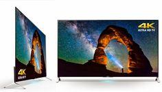 Notícias sobre Tecnologia da Informação, Mobilidade e muito mais: A nova TV 4K da Sony é mais fina do que o seu smartphone.