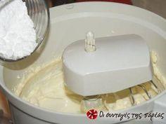 Κουραμπιέδες τραγανοί recipe step 2 photo Butter Dish, Foods, Dishes, Sweet, Food Food, Candy, Flatware, Plates, Dish
