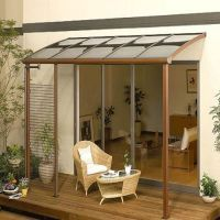 Charmant Awnings For Decks | Sell Awning , DIY Awning, Polycarbonate Awning, Door  Canopy