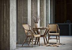 Jovan ruokapöytä, Cafe tuolit pähkinä www.parolanrottinki.fi