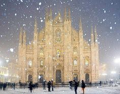 Duomo Cathedral in Milan, Italy - gorgeous photo! Description from pinterest.com. I searched for this on bing.com/images