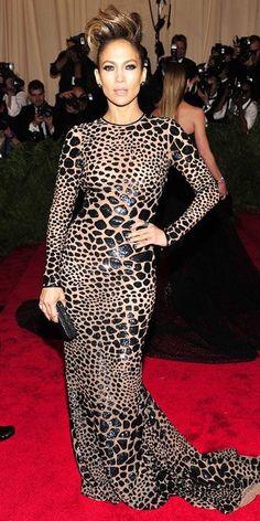 Jennifer Lopez in Michael Kors