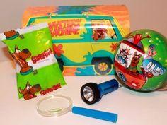 Scooby Doo Party- Food, playlist, & Goody bag ideas