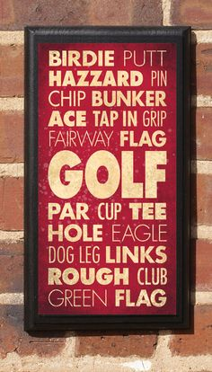 Hey, I found this really awesome Etsy listing at http://www.etsy.com/listing/121314333/golf-vintage-style-wall-plaque-sign
