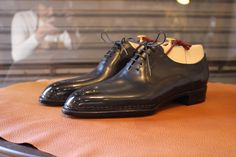 Koji Endo Bottier  Bespoke shoes