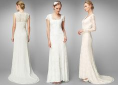 TOP WEDDING TRENDS FOR AUTUMN/WINTER 2013 ~Phase Eight ~ By Hitched