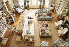 top view furniture placement - Поиск в Google