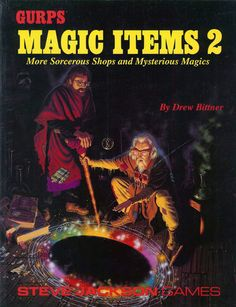 Definitely one of the best compendia of magic items ever published, by Steve Jackson Games or any company
