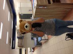 My sister bear lol