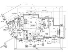 Blueprintconstructionfinished house blueprint drawing sketch architectural 2d model google search malvernweather Choice Image
