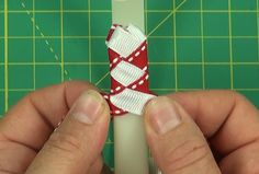 how to make a woven headband