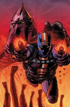 Black Panther, The Patriot