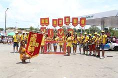 Bloco da Skol no Carnaval 2015 de Olinda.