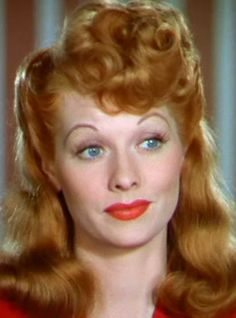 A Few Facts You May Not Know About Lucille Ball Neatorama presents a guest post from actor, comedian, and v Golden Age Of Hollywood, Vintage Hollywood, Hollywood Glamour, Hollywood Stars, Classic Hollywood, Hollywood Divas, I Love Lucy, Beverly Hills, Ball Makeup