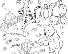 thanksgiving teddy bear coloring pages | Teddy Bear Coloring Pages Theme | Free Printable Teddy ...