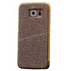 Samsung Galaxy S6 Taşlı Rubber Kapak Sarı -  - Price : TL21.90. Buy now at http://www.teleplus.com.tr/index.php/samsung-galaxy-s6-tasli-rubber-kapak-sari.html