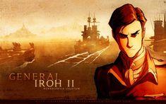 General Iroh II by BreakthroughDesigns on DeviantArt Avatar Zuko, Team Avatar, Iroh Ii, Avatar Characters, Fictional Characters, Avatar World, Avatar The Last Airbender Art, Fire Nation, Legend Of Korra