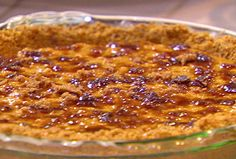 Sweet Potato Pie from FoodNetwork.com - can probably modify this with gf versions and maybe all spice and brown sugar increase to off set nixing nutmeg and cinnamon
