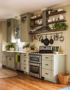 Kitchen Ideas Decor.57 Small Kitchen Ideas That Prove Size Doesn T Matter Kitchen