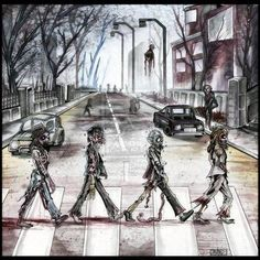 The Beatles, Abbey Road: Zombies
