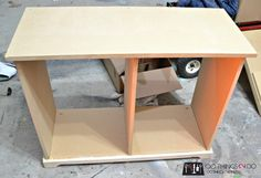 DIY Recycling Centre - A beginner build Kitchen Garbage Can Storage, Clever Kitchen Storage, Bathroom Storage Solutions, Recycling Storage, Recycling Center, Trash Can Cabinet, Garbage Containers, Diy Pallet Projects, Diy Cabinets