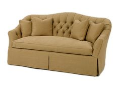 Compact reclining sofa by elran 88 5 w x 36 5 d x 43 h for Furniture yakima wa