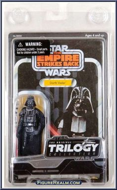 Darth Vader from Star Wars - Original Trilogy Collection - Vintage Style manufactured by Hasbro [Front]