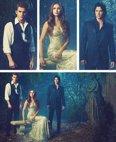 The Vampire Diaries. Addicted to this show! Lol