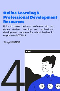 With many school closures due to COVID-19, e-learning is on the rise and has affected many students, teachers, and school leaders. How can we effectively educate our teachers and staff so they can help students achieve success? Let's talk about how you can prepare your teachers to be superstars in your online learning management systems. #onlinelearning #principalprinciples #foreducators #leadership #professionaldevelopment