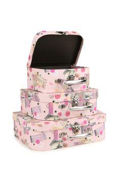 suitcase storage set | Cotton On