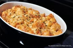 "tater tot casserole- My Daughter tells me, ""Mommy you SO need to learn how to make tater tot casserole, it is AWESOME"" - We shall see...LOL"