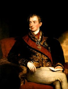 Klemens Wenzel Fürst von Metternich (1773-1859) - a skilful politician and statesman of Rhenish extraction and one of the most important diplomats of his era, serving as the Austrian Empire's Foreign Minister from 1809 and Chancellor from 1821 until the liberal revolutions of 1848 forced his resignation.