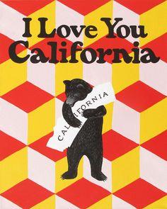 awesome bear hug poster.