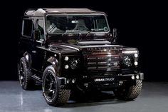 Land Rover Defender Ultimate Edition - Grease n Gasoline